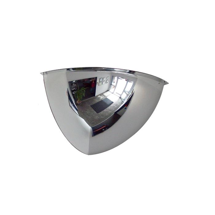 600mm Quarter Dome Mirror